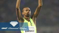 When Mutaz Barshim jumped 2.43m at the IAAF Diamond League Final in Brussels 2014 - Flashback