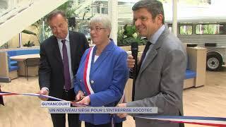 Guyancourt : un nouveau siège pour l'entreprise Socotec