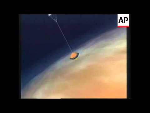 USA: GALILEO SPACE PROBE WILL SOON REACH JUPITER