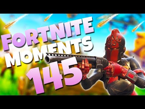 NINJA FINDS ALL 3 SECRET METEORS! (TILTED TOWERS FOOTAGE)   Fortnite Daily and Funny Moments Ep. 145