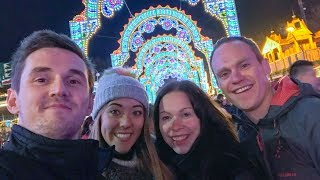 CHRISTMAS WONDERLAND WITH THE WIFE!