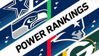 Week 11 Power Rankings | NFL Now