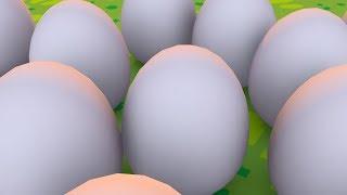 Egg farm Simulator (parte 2) | JeromeASF Roblox