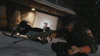 ????週末就是要射呀~打槍槍打起乃!! 體驗《Tom Clancy's Rainbow Six Siege》