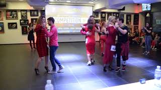 Intermediate Semi final, Additional run. Competition Jack & Jill, WelcomeKizz, 03.11.2018.