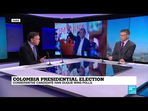 Colombia election: Is the peace deal with the FARC in trouble?