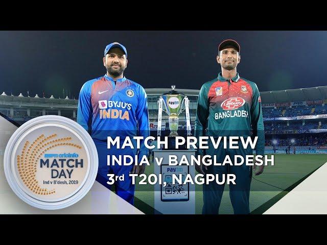 Bangladesh seek death-overs batting surge   India v Bangladesh, 3rd T20I Preview