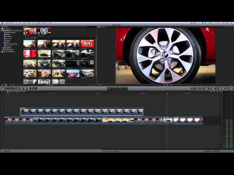 How to Edit in FCP X's Magnetic Timeline