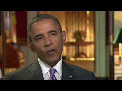 Obama: 'We gave Iraq the chance'