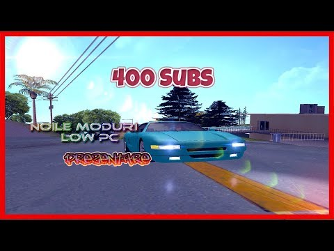 Best Mods Low pc SAMP (Link download 400 Subs) RPG.B-HOOD.RO