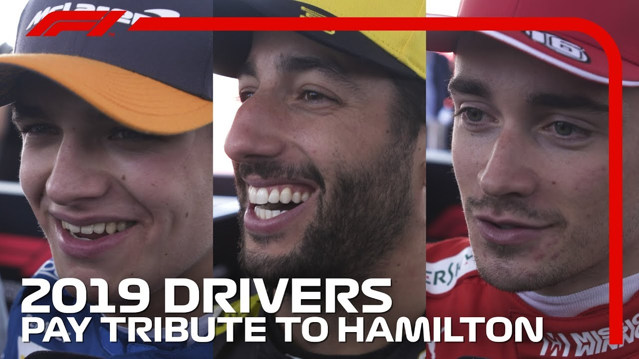 Lewis Hamilton: 'I have walked this sport alone,' says F1 champion ...