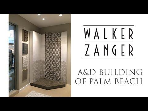 ASD SURFACES A FRANCOIS & CO COMPANY |  A & D BUILDING PALM BEACH | WALKER ZANGER