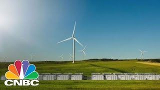 Tesla Is Building The Largest Battery System In The World | CNBC