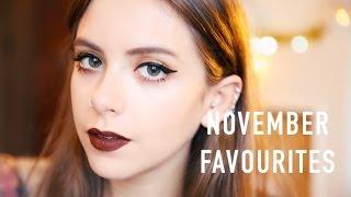 November Favourites! Beauty, Fashion and Books   sunbeamsjess, Favourites