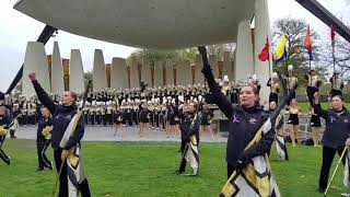 Purdue Marching Band Pre Game Show 2017