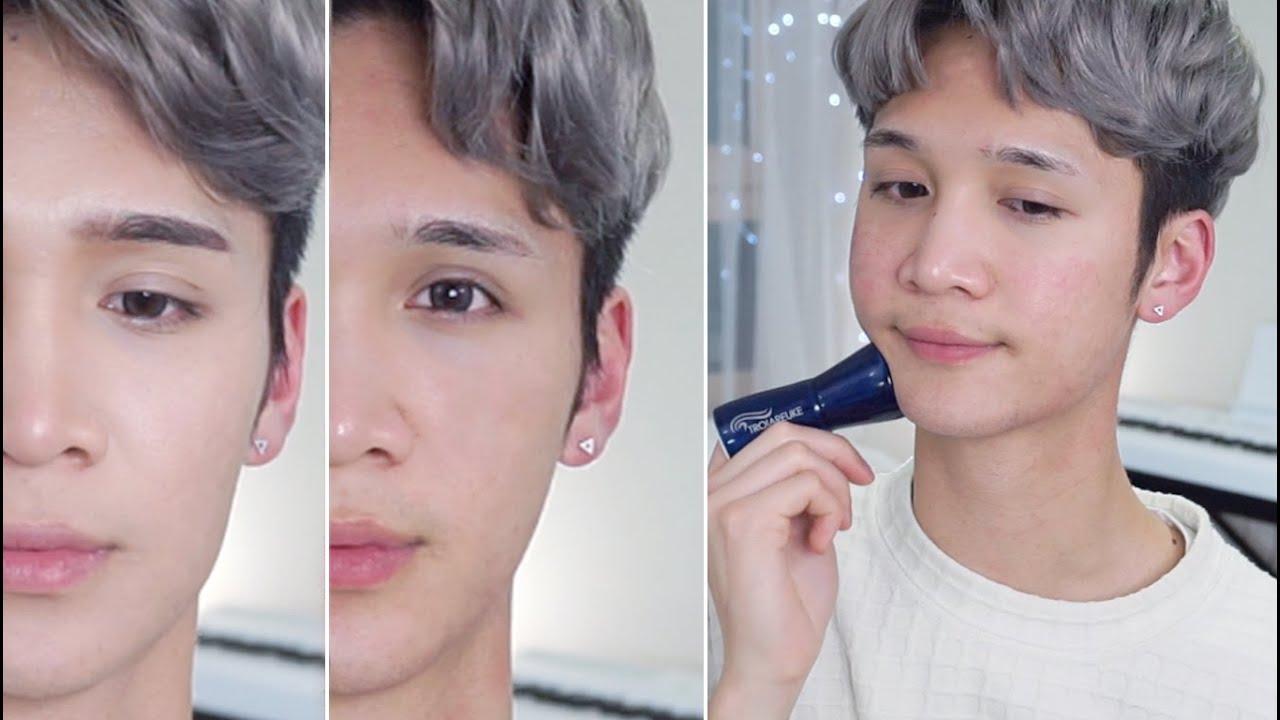 V Line And Wrinkle Face Massage Edward Avila Youtube