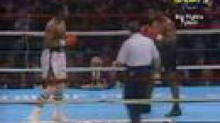 Iron Mike Tyson Vs. Michael Spinks