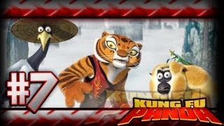 Kung Fu Panda DS - Episode 7 - Prison + Master Tigress!  | w/ Poketchx