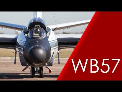 NASA WB-57F Preflight