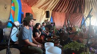 Sound Healing Journey inside Mystic Bazaar at Desert Daze 2019