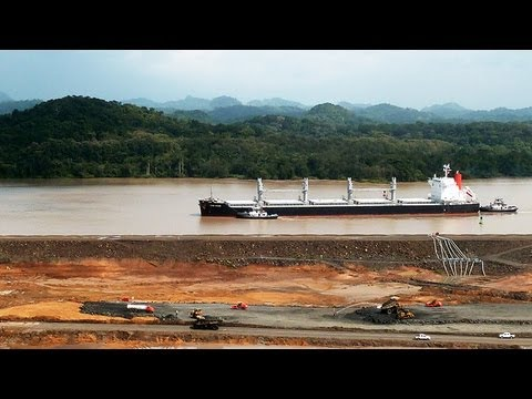 The Panama Canal's Expansion Effects on Global Shipping