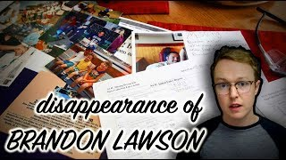 The Mysterious Disappearance of Brandon Lawson