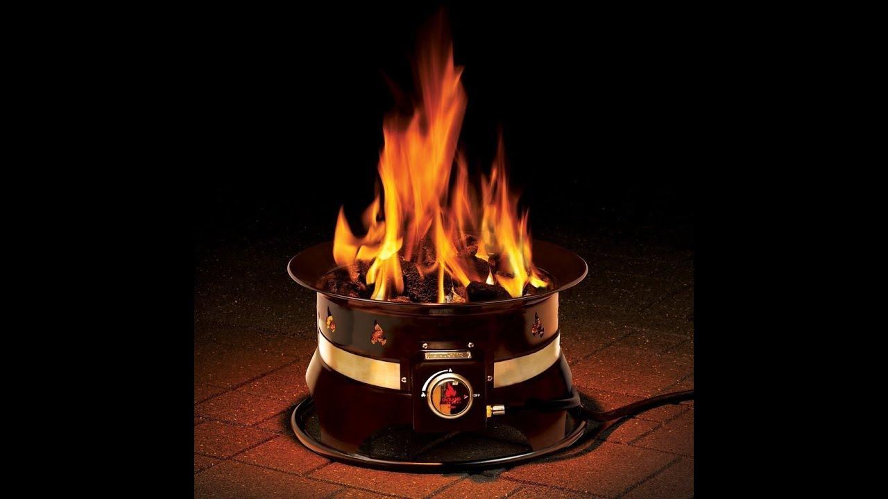 Review: Outland Firebowl Premium Portable Propane Fire Pit ... on Outland Firebowl Propane Fire Pit id=77366