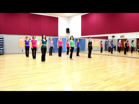 All The King's Horses - Line Dance (Dance & Teach in English & 中文)