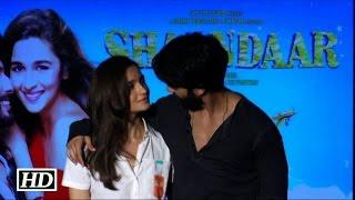 Alia Bhatt & Shahid