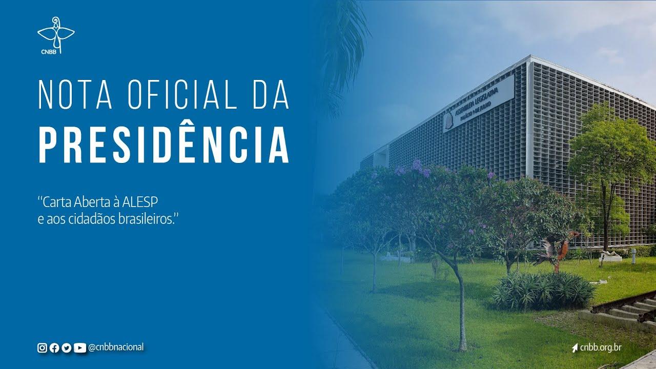 CNBB sai em defesa do Papa Francisco, de Dom Orlando Brandes e do Episcopado Brasileiro