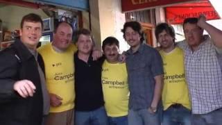 Alex Campbell, lo mejor para San Fernando