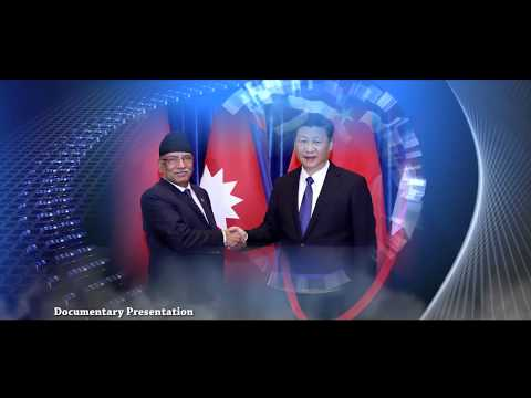 Durga Bahadur Shrestha in Promotion of Commerce between Nepal and China