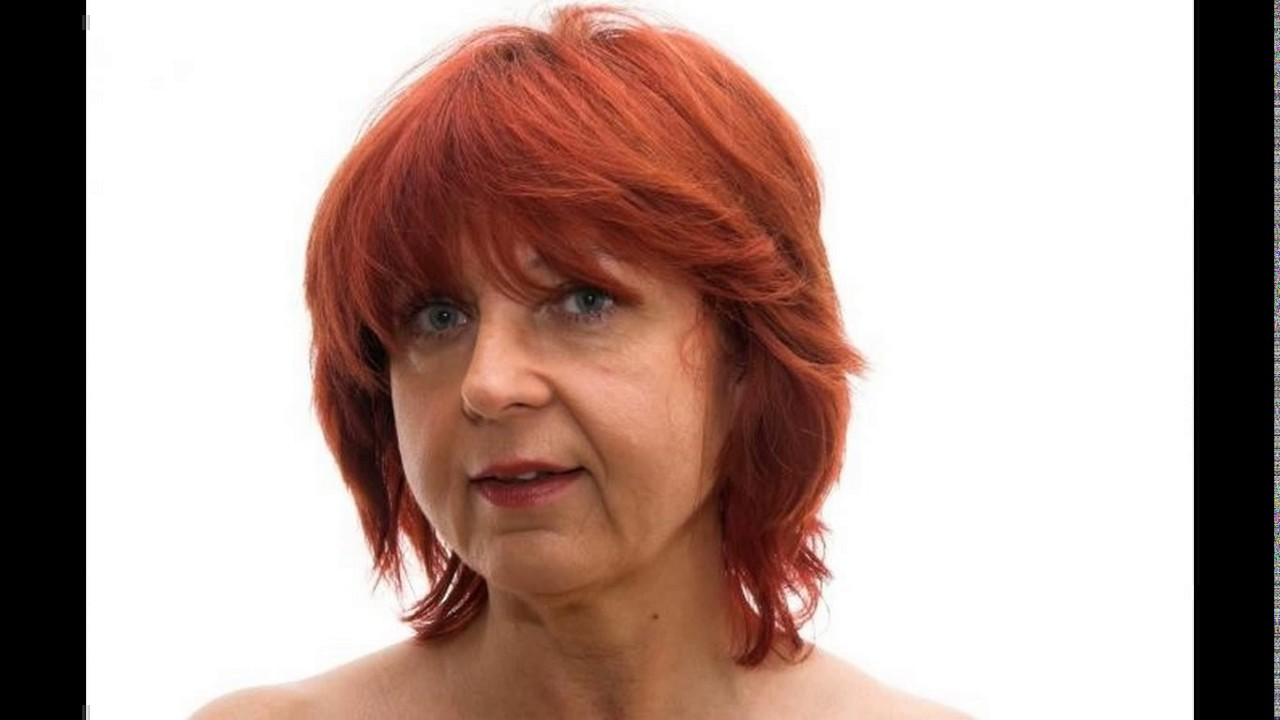 short haircuts for 65 year old woman