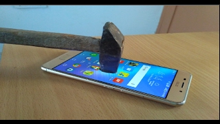 asus Zenfone 3S Max Screen Scratch Test Gorilla Glass