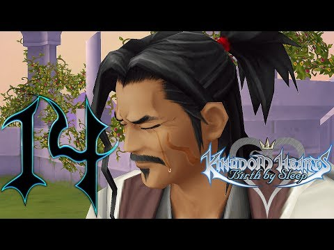 Kingdom Hearts Birth By Sleep Walkthrough Part 14 Terra Eraqus (Let's Play Gameplay)