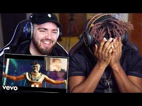 KSI Reacts to Beerus Reactions