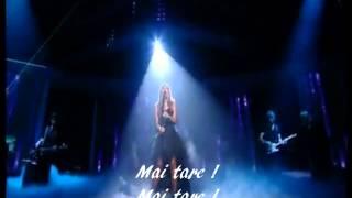 Leona Lewis - Run / Live (tradus romana) Romanian subtitle.