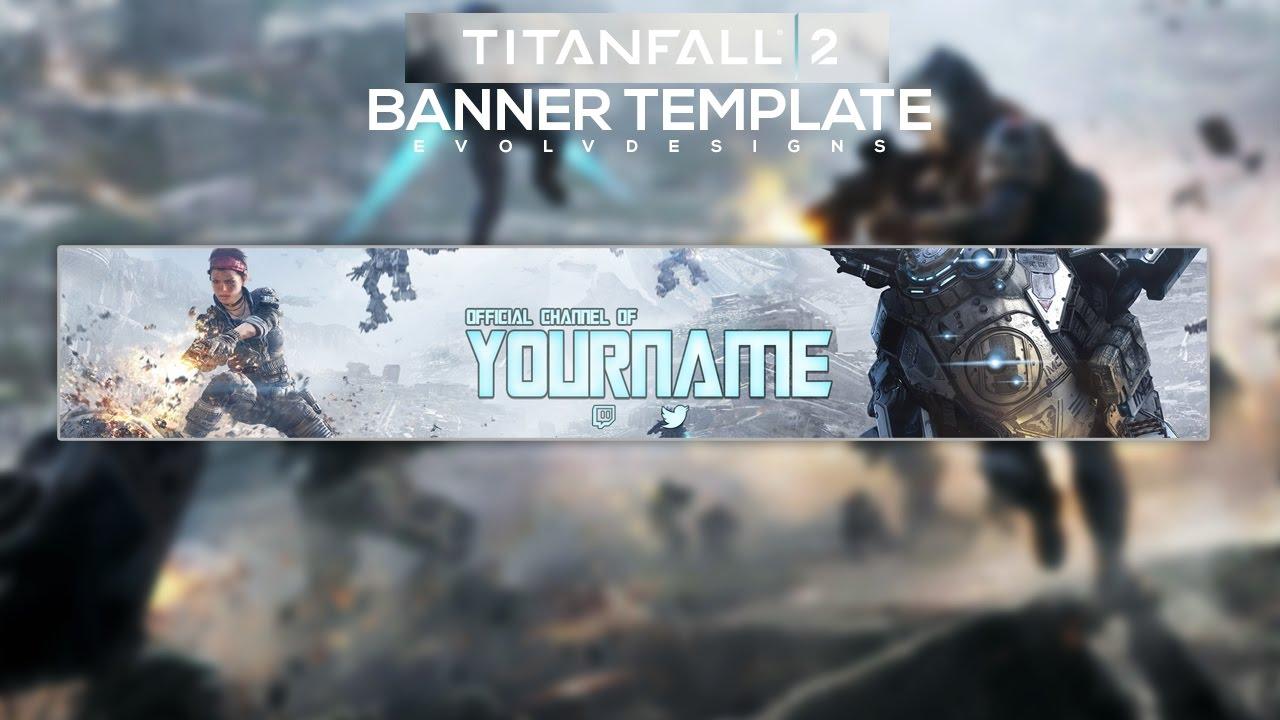 titanfall banner template