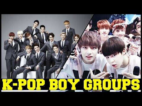 Top 30 Most Popular K-Pop Boy Groups of 2015 (Poll Results)
