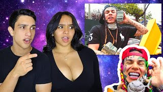 6IX9INE- PUNANI (Official Music Video) REACTION! **trash?**