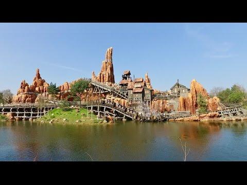 Big Thunder Mountain - Disneyland Paris Full POV On-Ride (4K)