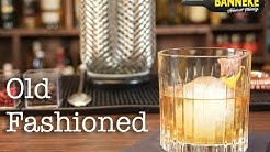 Old Fashioned - Whiskey Cocktail selber mixen - Schüttelschule by Banneke