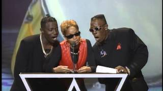 Boyz II Men Wins Soul/RnB Band Duo or Group -- AMA 1993