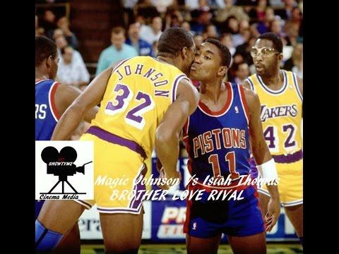 ThrowBack Weekend: Magic Johnson Vs Isiah Thomas Full Highlights 1988 NBA Finals Game 1 BROTHER LOVE