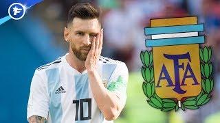 Lionel Messi vide son sac sur l'équipe d'Argentine | Revue de presse