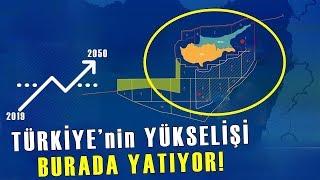 Doğu Akdeniz Türkiye'yi Süper Güç Yapacak!
