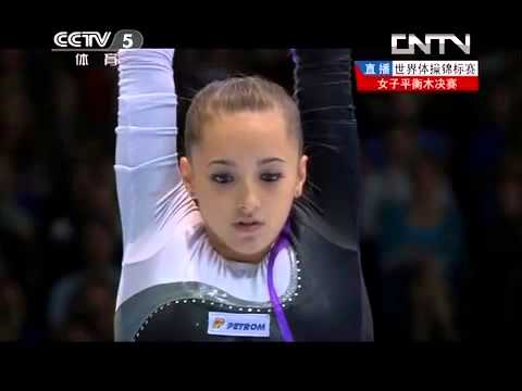 [完整赛事] 2013年体操世锦赛 女子平衡木决赛