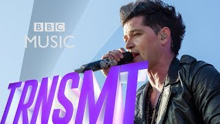 Download Lagu The Script - The Man Who Can't Be Moved (TRNSMT 2018) Mp3