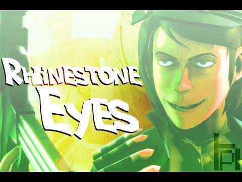 SFM Rhineste Eyes