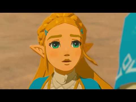 Hey Mom, Listen! -- Zelda: Breath of the Wild -- Obtaining all memories & Gerudo Desert
